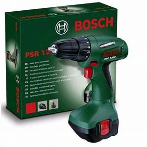 Bosch 12v Akkuschrauber : bosch trapano avvitatore a batteria psr 1200 12 volt 1 2ah ~ Articles-book.com Haus und Dekorationen