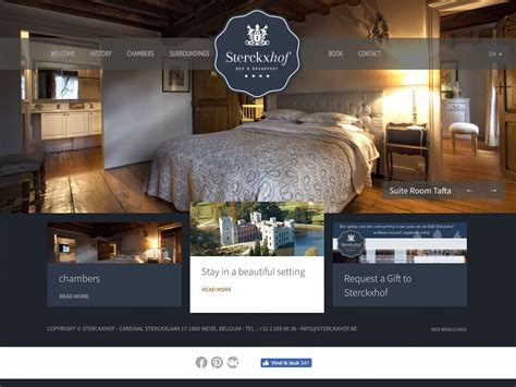 web design inspiration web design inspiration for independent hotels