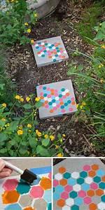 Kreative Ideen Garten : 42 kreative upcycling ideen wie man den eigenen gartenweg anlegen kann ~ Bigdaddyawards.com Haus und Dekorationen