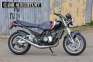 Racing Caf U00e8  Yamaha Rd 350 Lc Special