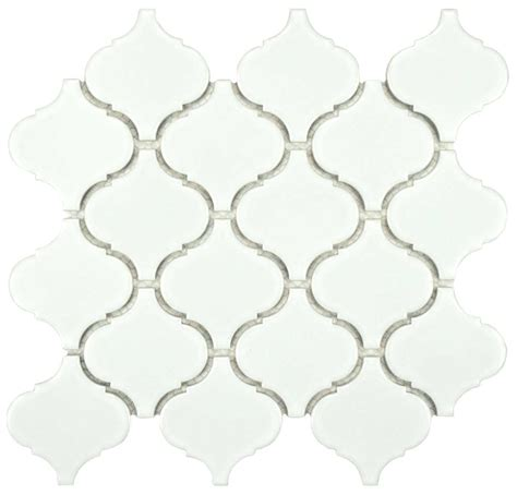 Home Depot Merola Tile Provenzale Lantern White by Earthy And Colorful 1970s Style Wall And Floor Tile