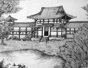 Japanisches Haus Grundriss : zeichnen lernen mit bleistift selbst kunst schaffen ~ Markanthonyermac.com Haus und Dekorationen