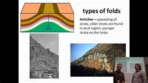 Structural Geology Segment 2 - Folding