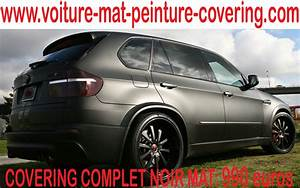 Peinture Noir Mat : reparer peinture voiture peinture des voitures peinture ~ Carolinahurricanesstore.com Idées de Décoration