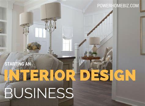 Starting an Interior Design Business: How to Start a