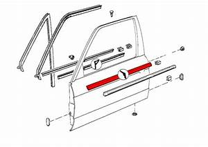 Bmw 3-series E30  1983-1991  - Seals  U0026 Weatherstripping