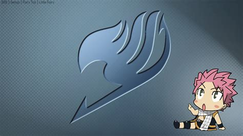 fairy tail logo wallpaper wallpapersafari