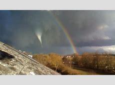 Tornado reported near Würzburg, Germany – March 9, 2017