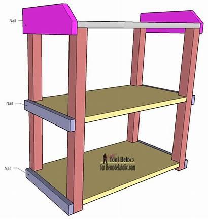 Shelf Diy Open Building Plan Remodelaholic Build