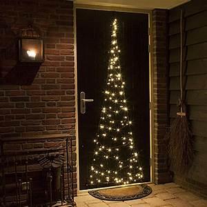 Weihnachtsbaum Led Außen : fairybell t r weihnachtsbaum mit 120 warme wei e led leuchten sale sale sale sale sale ~ Markanthonyermac.com Haus und Dekorationen