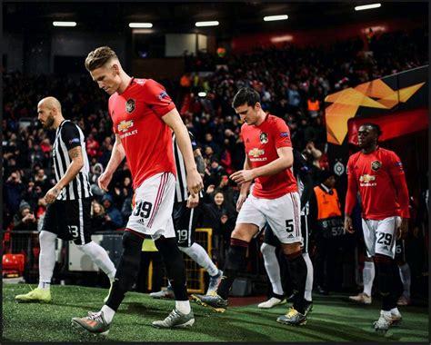 Scott McTominay| Manchester United vs Partizan November 7 ...