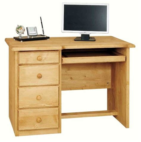 bureau en pin bureau pin mobilier sur enperdresonlapin