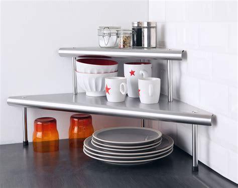 etagere en inox pour cuisine fabulous etagere duangle inox with etagere inox cuisine
