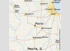 Comparison Peoria, Illinois Bloomington, Illinois