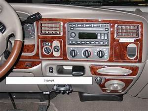 Dash Trim Kit Fits Ford F250 F350 1999 2000 01 02 2003