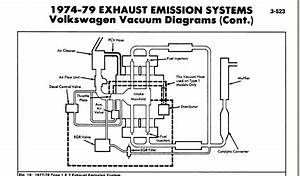 1978 Vw Beetle  I Need Engine Hose Routing Diagram  I Have