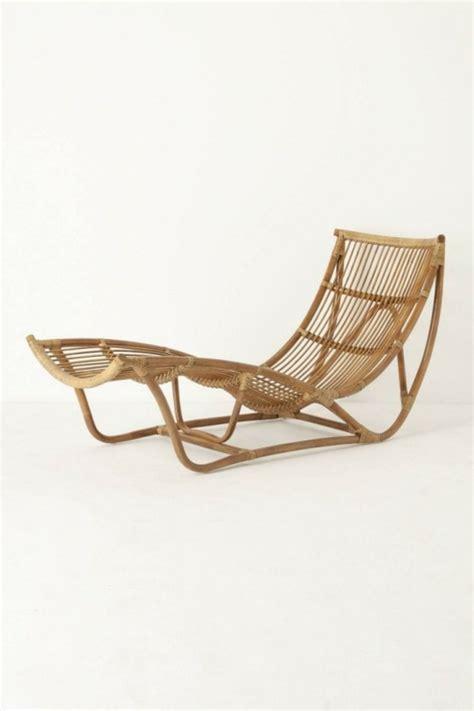 chaise longue rotin le fauteuil rotin 20 exemples pour ameubler votre extérieur