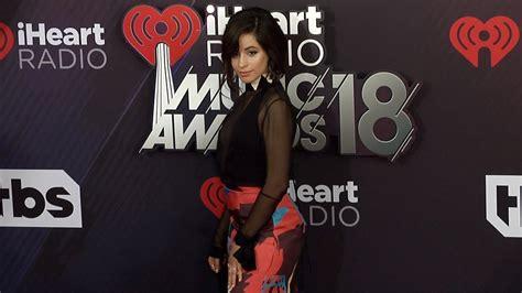 Camila Cabello Iheartradio Music Awards Red Carpet