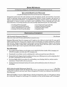 best hospitality resume templates samples writing With sample of objectives in resume for hotel and restaurant management