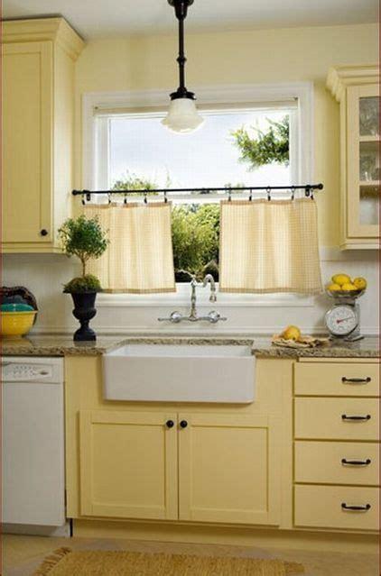 seafoam green  yellow kitchen pale yellow kitchen
