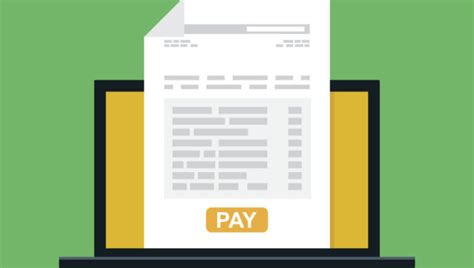 payment politely email script