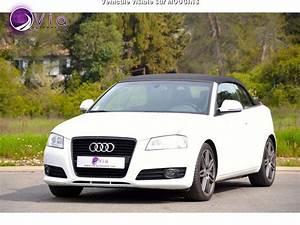Audi A3 Essence Occasion : voiture audi a3 cabriolet 2 0 tfsi 200 cv bva ambition occasion essence 2009 108000 km ~ Gottalentnigeria.com Avis de Voitures