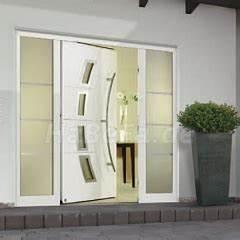 Wohnungstür Mit Glas : haust ren wei mit glas haus deko ideen ~ Michelbontemps.com Haus und Dekorationen