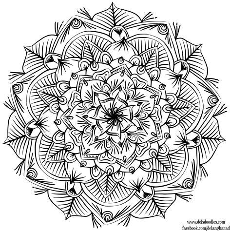 Coloring Krita by Krita Mandala 29 By Welshpixie On Deviantart