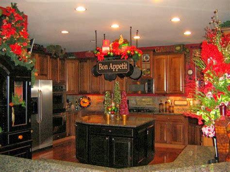 d馗oration pour cuisine décoration cuisine pour le noël décor de maison décoration chambre