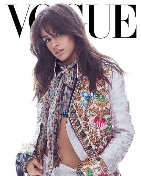 Camila Cabello Sizzles For Vogue Mexico March