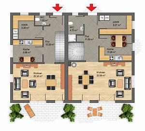 Mehrfamilienhaus Grundriss Modern : construct haus individuelle planung ~ Eleganceandgraceweddings.com Haus und Dekorationen