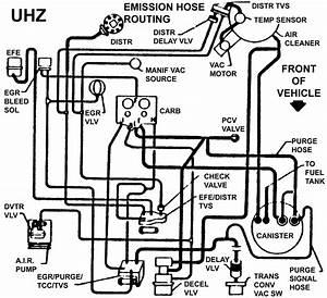 2003 Gmc Sonoma Vacuum Hose Diagram