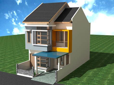 denah rumah sederhana ukuran  denah rumah tipe