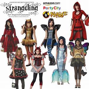 Strangeling Costumes are in stores for Halloween! Many are ...