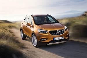 Suv Opel Mokka : nuevo opel mokka x muchas mejoras para el suv compacto de opel ~ Medecine-chirurgie-esthetiques.com Avis de Voitures