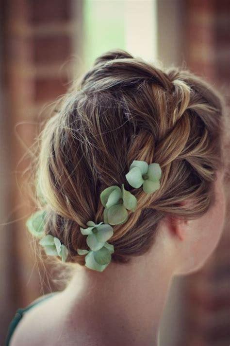 coiffure simple et chic pour mariage coiffure mariage boh 232 me chic 40 coiffures de mariage