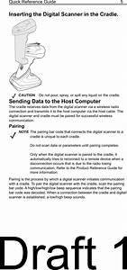 Zebra Technologies Cr2278 Presentation Cradle User Manual