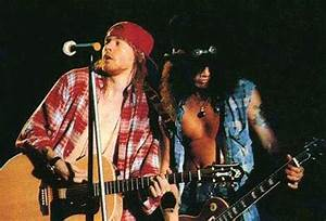 Axl Rose and Slash - Axl Rose and Slash Photo (10716186 ...