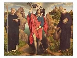 Saint Christophe Patron : healing grace st christopher patron saint of travelers ~ Medecine-chirurgie-esthetiques.com Avis de Voitures
