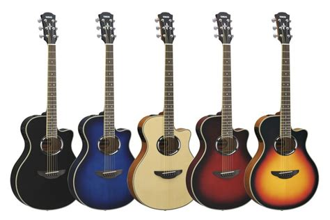 Yamaha Apx500 Mkiii Electro Acoustic Guitar Various Colours Finishes Available Yamaha