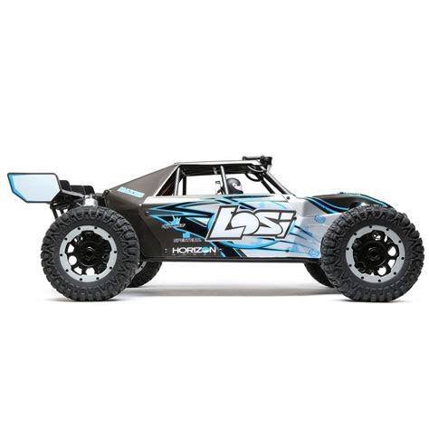 losi desert buggy xl goes electric rc car