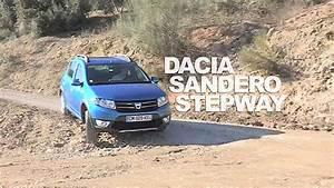 Essai Dacia Sandero Stepway : test essai dacia sandero stepway une affaire qui roule ~ Gottalentnigeria.com Avis de Voitures