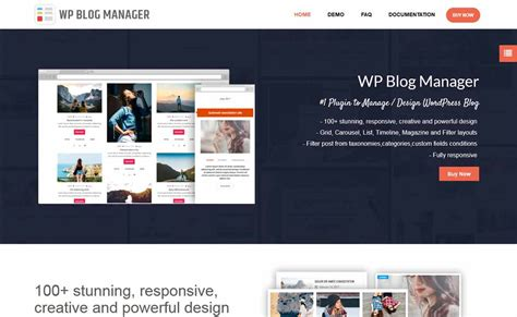 The Best Blog Manager Plugins For Wordpress 2018