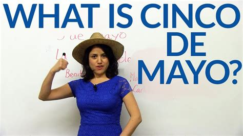 What is Cinco de Mayo? - YouTube
