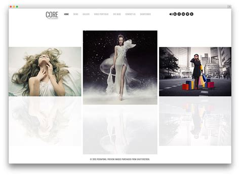 photography wordpress themes  colorlib