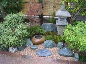 trendy small zen japanese garden on garden decor With katzennetz balkon mit miniature zen garden