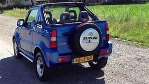 4x4 Suzuki Jimny : suzuki jimny 4x4 cabrio youtube ~ Melissatoandfro.com Idées de Décoration