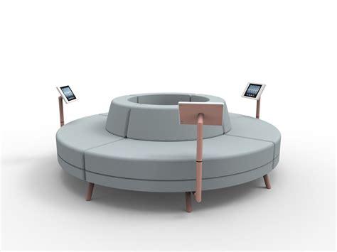 Circular Loveseat by Stylish Sofa Design Addon Furniture Sofa Enriching