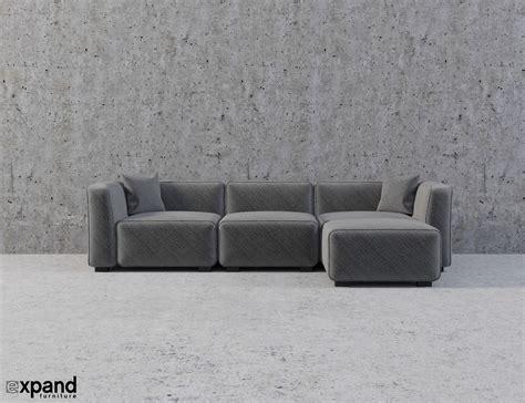 Softcube Modern Modular Sofa Set  Expand Furniture