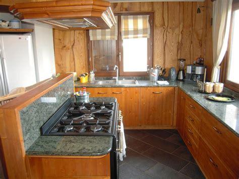 la chaine cuisine cottage chalet la chaîne d 39 or à jeoire en faucigny